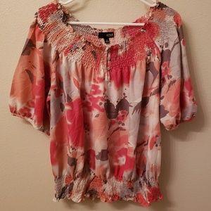 🌺 Vibrant a.n.a Blouse / Shirt Size XL 🌺